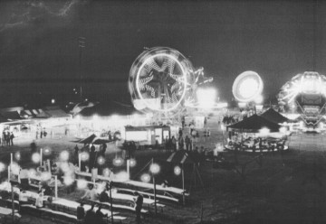 Scottdale Firemans Fair Circa 1955