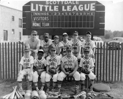 Scottdale Little League