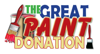 The Great Paint Donation
