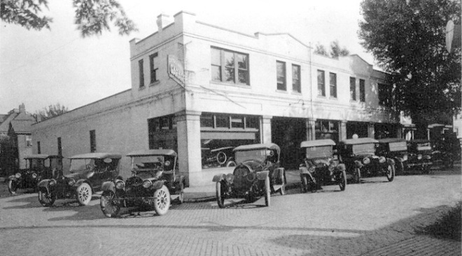 Scottdale Motor Garage