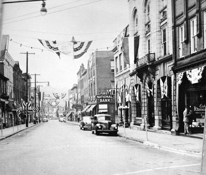 Pittsburgh Street 1949
