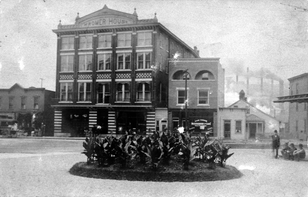 Kromer House circa 1905