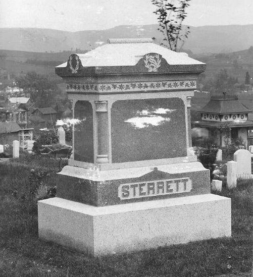 Sterrett Monument