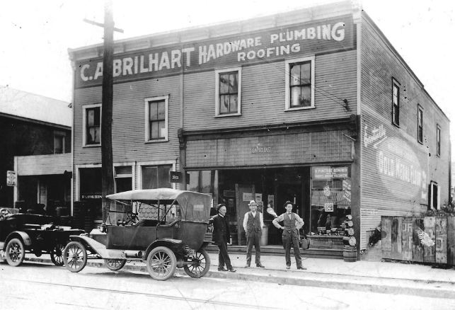 Brilhart Hardware