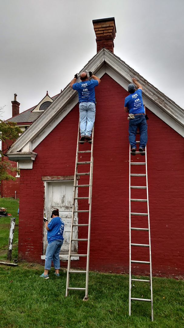 Scottdale Historical Society Day Of Caring